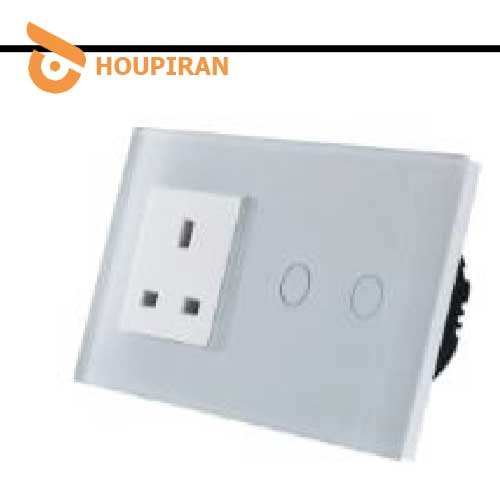 3g1w touch + 13A socket