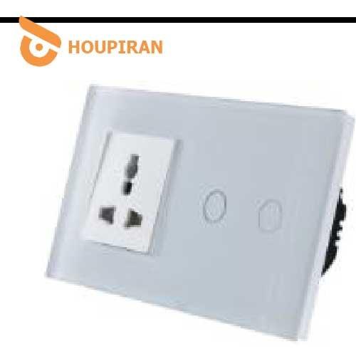 3g1w touch + 13A MF socket