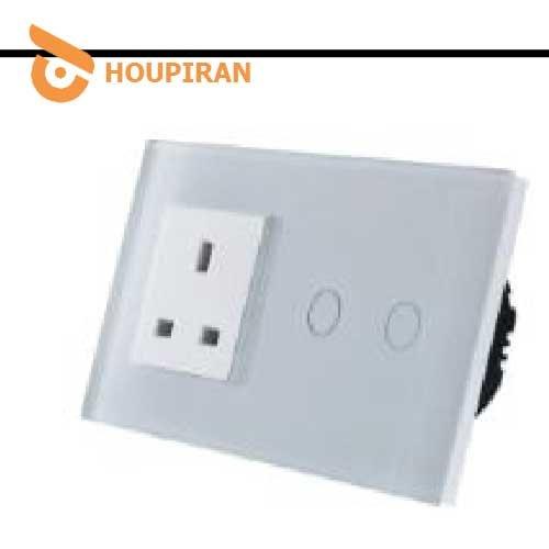 2g1w remote RF433 + 13A socket