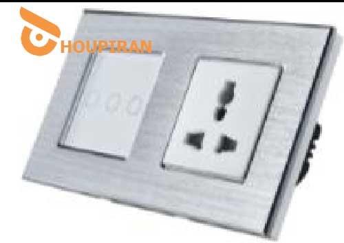 2g1w+13A MF socket